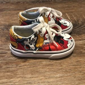 Vans Mickey Mouse Toddler Sneakers
